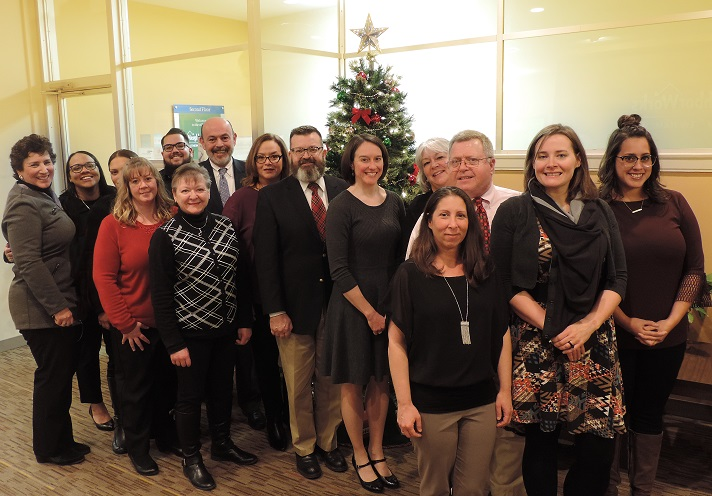 Warm Holiday Greetings from all of us at NeighborWorks Southern New Hampshire.