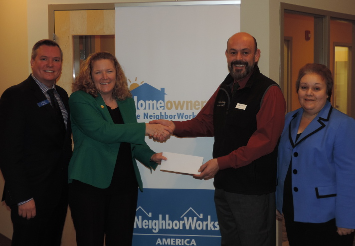 Northway Bank supports HOMEteam