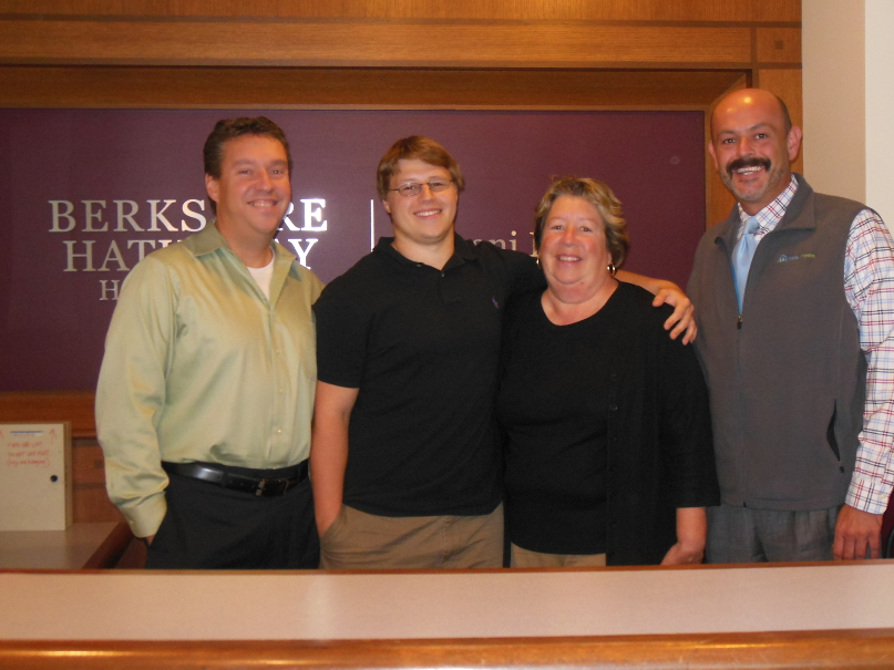 Berkshire Hathaway HomeServices Verani Realty makes $3,500 contribution